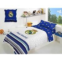 Real Madrid CF Juego de Funda Nórdica Escudo
