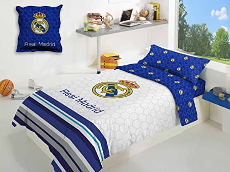 manterol Funda Nordica Real Madrid Stadium For Bed 90 cm: Amazon