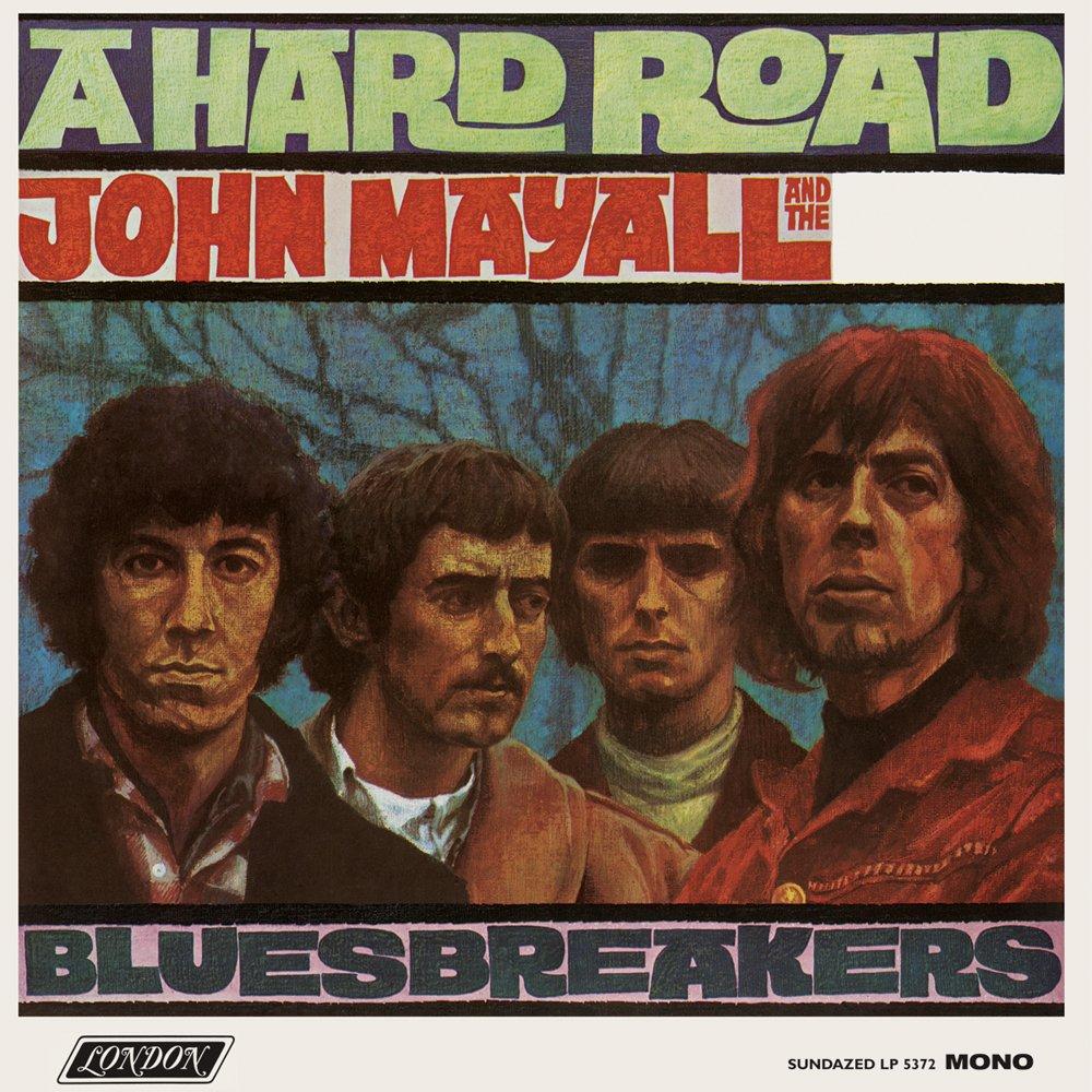 Hard Road (Mono Edition) by Mayall, John