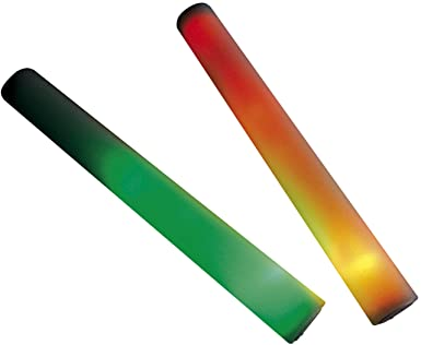 Beco 1 Party-Leucht-Stick, 40.0 x 4.5 cm, 6 verschiedene LED ...
