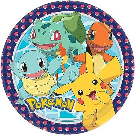 Amakando 6 balones de Aire Anime Pokémon / 28cm/11 / Globos ...
