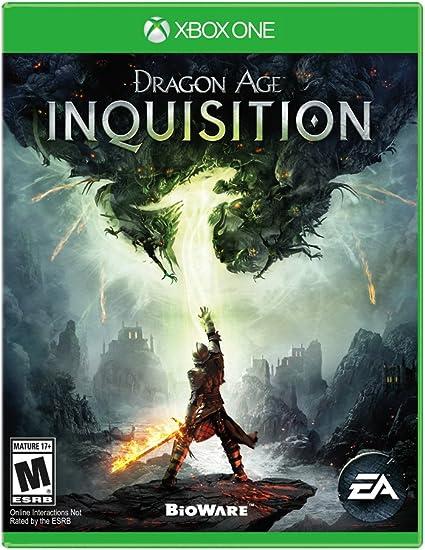 Dragon Age Inquisition(北米版): Amazon.es: Videojuegos