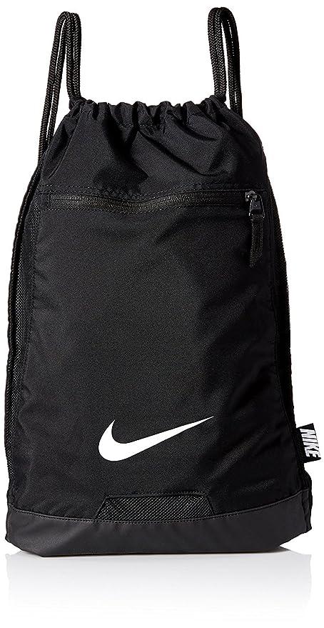 7ecadb33adb Amazon.com  Nike Alpha Adapt Sack Pack (Black Black White, One Size ...