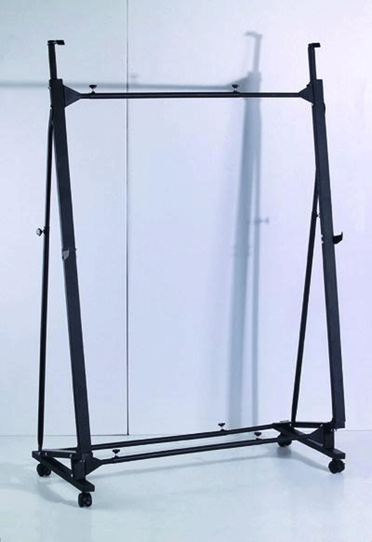 Popowbe Whiteboard frame high pulley movable whiteboard frame display stand meeting whiteboard frame