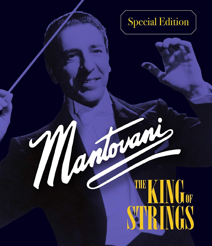 Blu-ray : Mantovani - Mantovani - The King Of Strings (Special Edition)