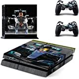 Formula 1 F1 Lewis Hamilton PS4 Vinyl Skin Sticker Decal for Console & 2 Controllers NEW
