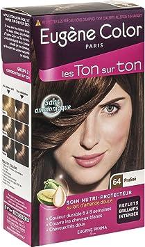 Eugène Color - Les Ton Sur Ton - Tinte de color castaño claro ...
