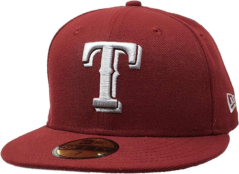 New Era 59Fifty MLB - Gorra de béisbol con Visera Recta, 7 ...