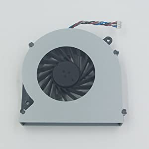 New CPU Cooling Fan For Toshiba satellite C850 C855 L855 L850 C850D C855D S855 L855D laptop