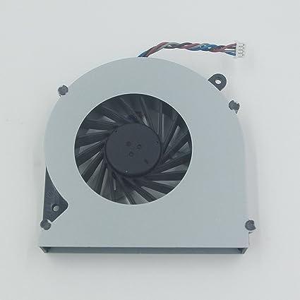 For Toshiba Satellite C870D-116 CPU Fan