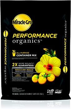 Miracle-Gro 0.62 cu ft Container Mix Organic Soil