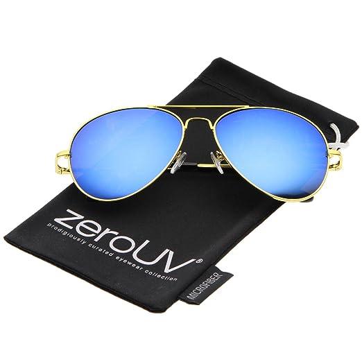 674e2ac851 Amazon.com  Classic Metal Frame Spring Hinges Color Mirror Lens ...