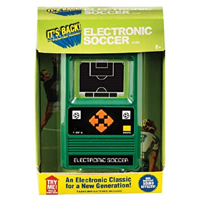 Basic Fun Electronic Soccer: Toys & Games