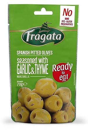 Fragata Snack N: Español de oliva aceitunas con un toque de ...