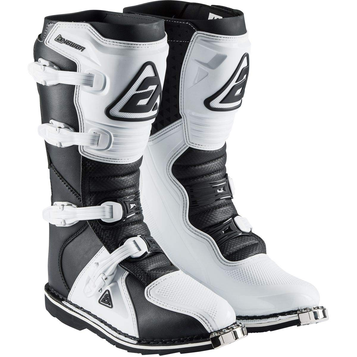 Answer 2020 AR1 Boots White//Black 9