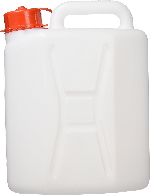 Oryx 8085500 Bidon Garrafa Plastico Alimentario 5 Litros