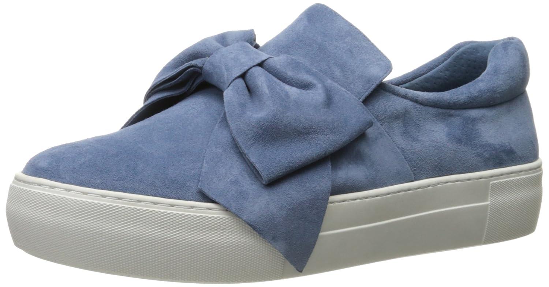 J Slides Women's Beauty Fashion Sneaker B01M3PU01L 7.5 B(M) US|Blue Suede