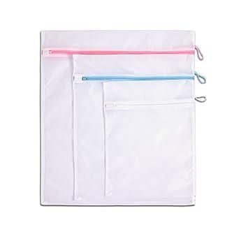 LaundrySpecialist® BOLSAS LAVADORA set de 3 piezas - ideal ...