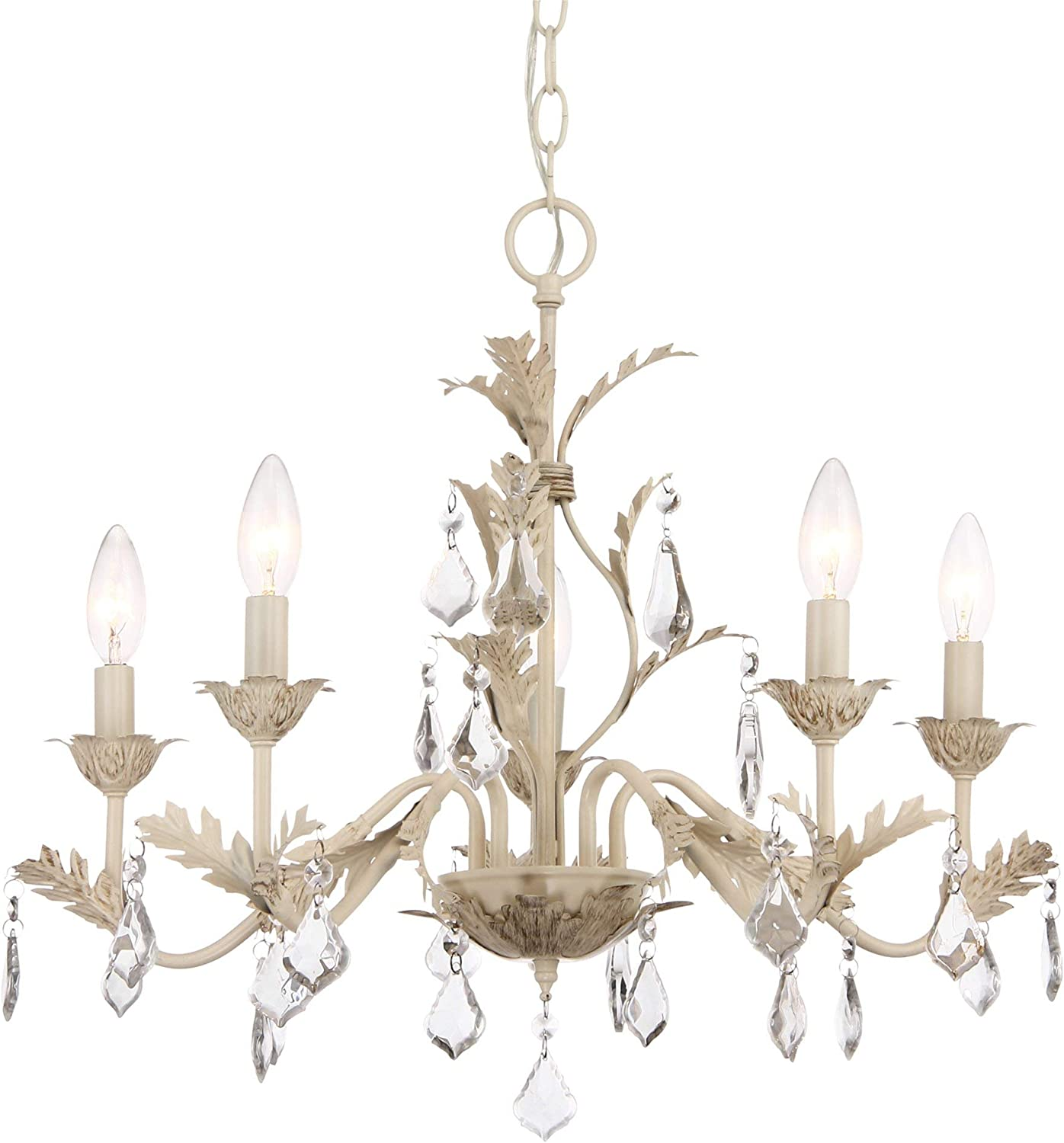 "Kira Home Astoria 21"" French Country 