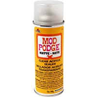Plaid Mod Podge Clear Acrylic Sealer 12-oz Can