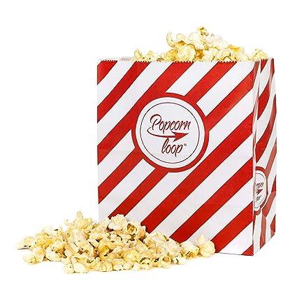 Bolsas de palomitas popcorn Loop Original 50 unidades ...