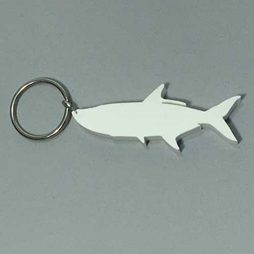 Amazon.com: Fishing Gifts Tarpon Keychain Eco Friendly Gifts for Fishermen: Handmade