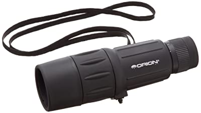 Orion 10-25x42 Zoom Waterproof Monocular (Black)