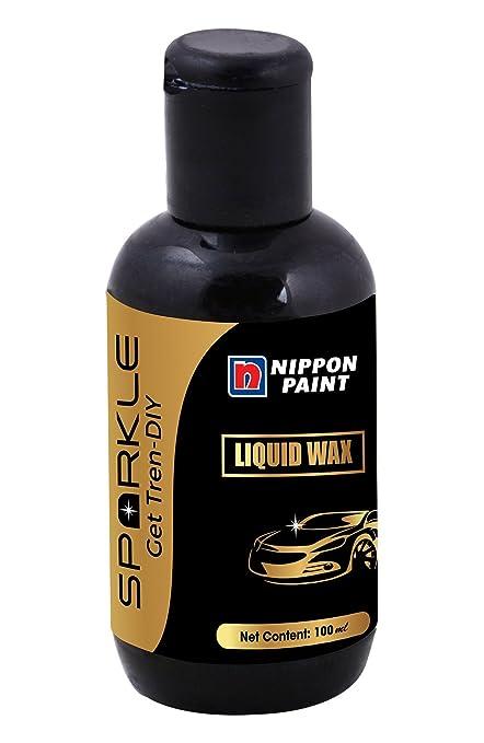 Nippon Paint Sparkle Auto Specialty Premium Liquid Wax (100 ml ...