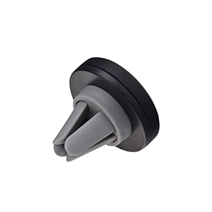 Ksix B9000SU09 - Soporte magnetic universal para smartphone, color negro