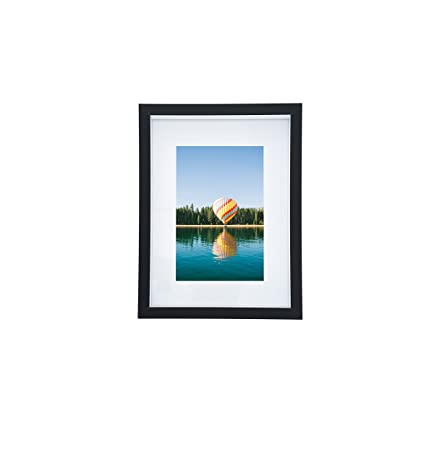 Amazon.com - Matted Picture Frame 6x8 Picture Frame with 4x6 Photo ...