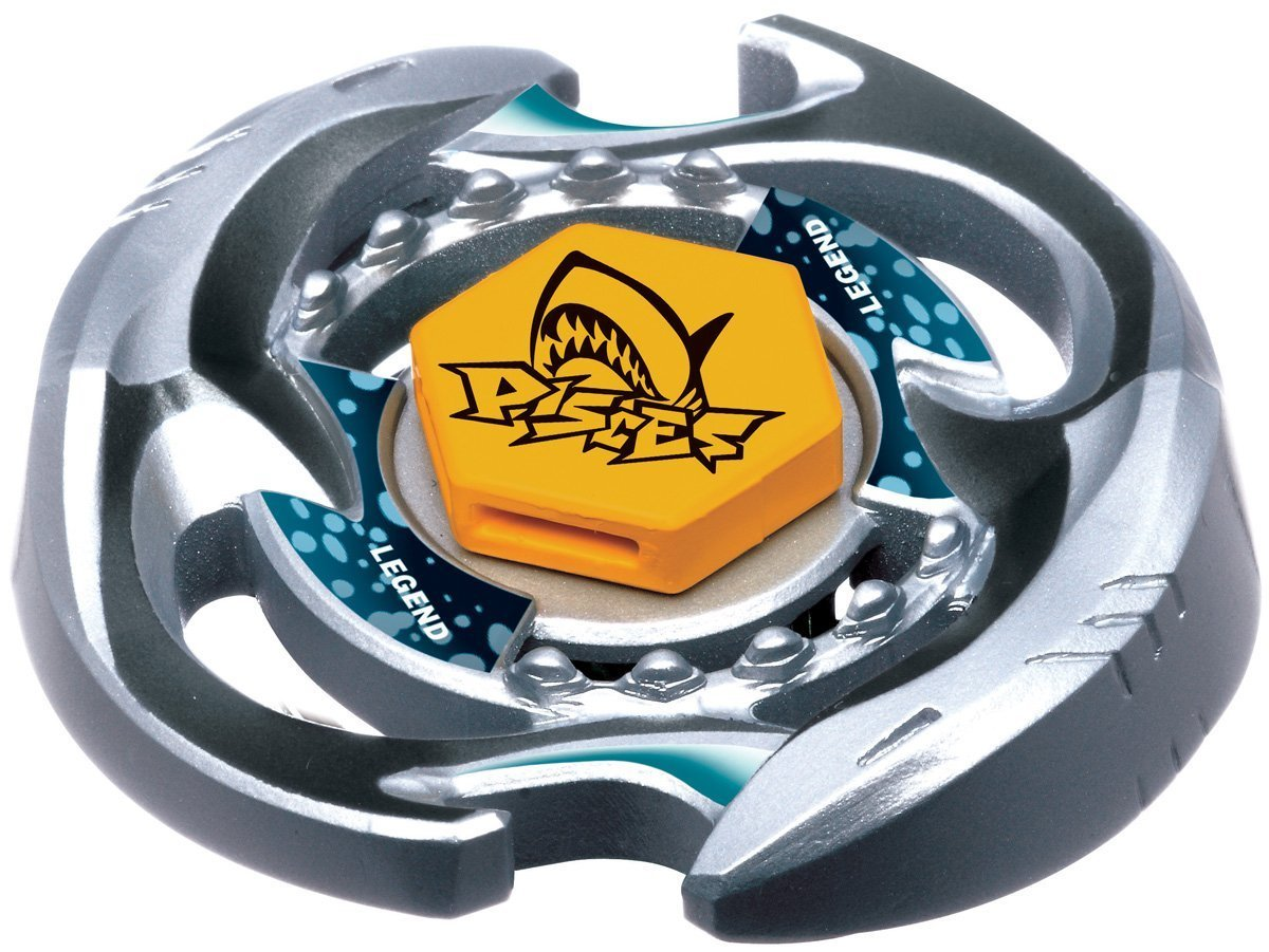 Takara Tomy Metal Fusion BeyBlade BB83 Pisces DF145BS Battle Top Starter Set