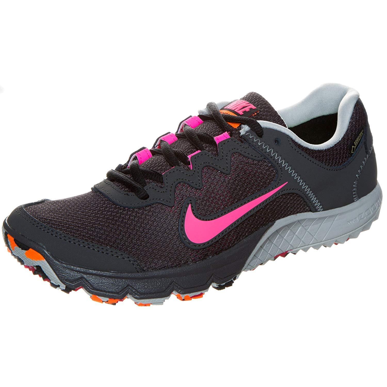 NIKE - Zoom Wildhorse GTX Womens  Running Shoes (Brown Grey) - EU 38 - US  7  Amazon.co.uk  Shoes   Bags 6689c60bd2