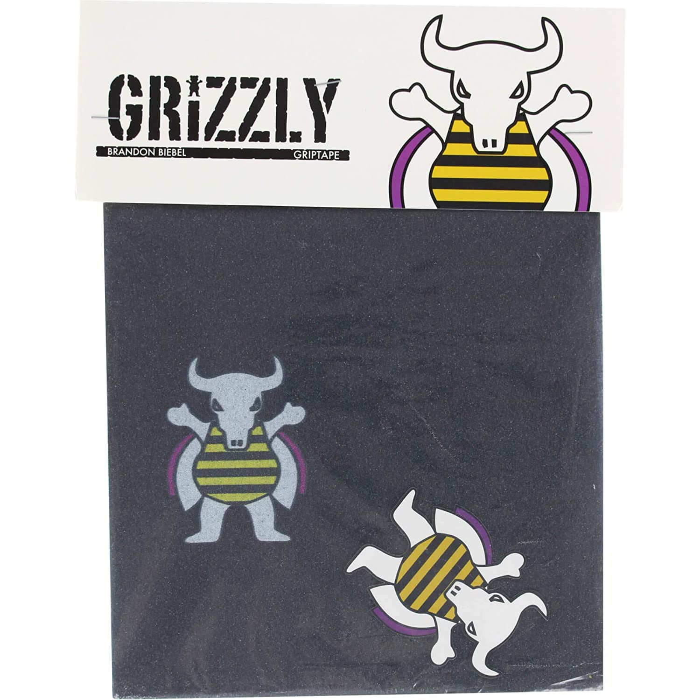 Grizzly グリップテープ ブランドン ビーベル 33インチ - シグネチャー ブランドン スクエアパック - 9インチ x 33インチ B01BLDFA9A, 大船渡市:d0673b0f --- ero-shop-kupidon.ru
