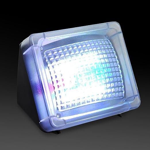Simulador de televisi/ón falso simulador de televisi/ón negro dispositivo antirobo con temporizador y sensor de luz Dispositivo antirrobo de seguridad en el hogar