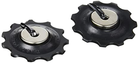 f7a59126d68 Amazon.com : SHIMANO Dura-Ace Pulley Assembly Pair Rear Derailleur ...