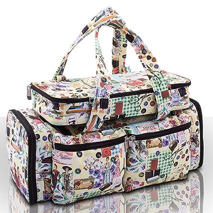 Bella - Bolsa para materiales de costura y manualidades ...