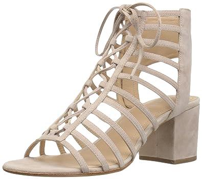Pour La Victoire Womens Amabelle Dress Sandal Sand Size 80