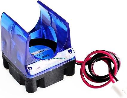 3D printer parts DIY Reprap V6 Injection Moulded Fan Duct fan housing guard with Cooling Fan