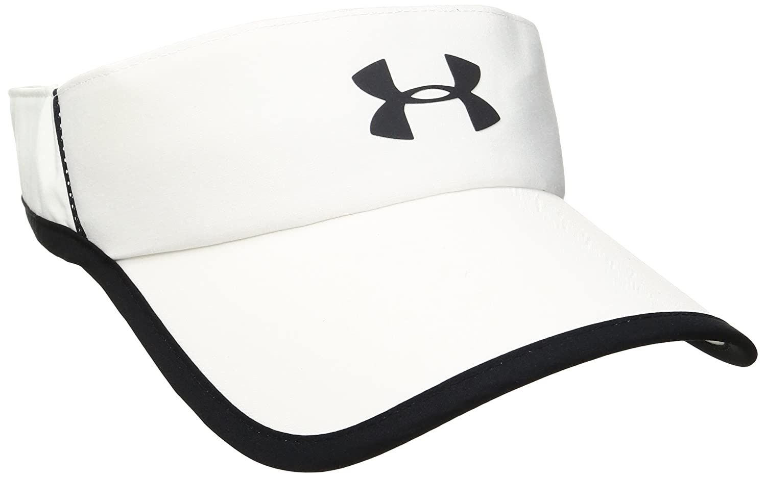 Under Armour Men's Shadow 4.0 Run Visor, Black (001)/Reflective, One Size Under Armour Accessories 1291841