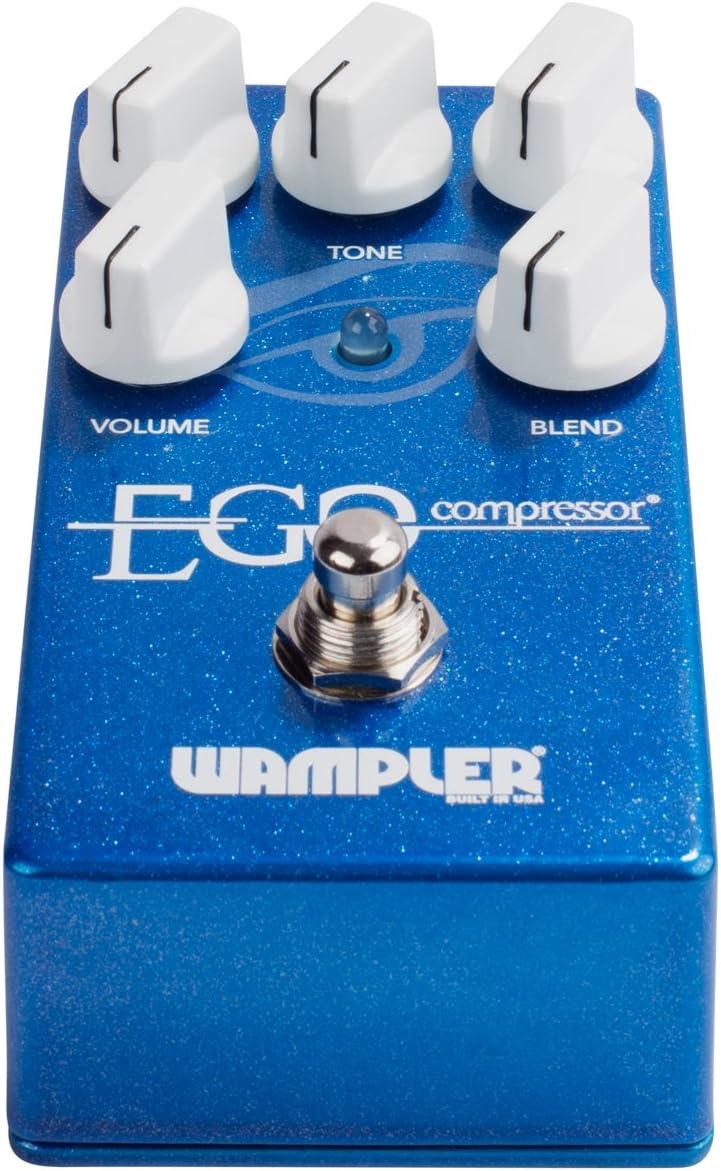 Wampler Ego Compressor V2 Guitar Effect Effects Pedal NEW