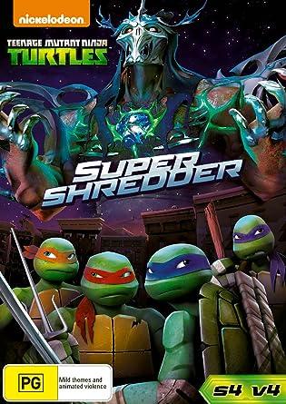 Amazon.com: Teenage Mutant Ninja Turtles - Super Shredder ...