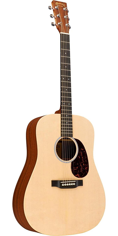 Martin X Serie personalizado DX1 Dreadnought Guitarra Acústica ...