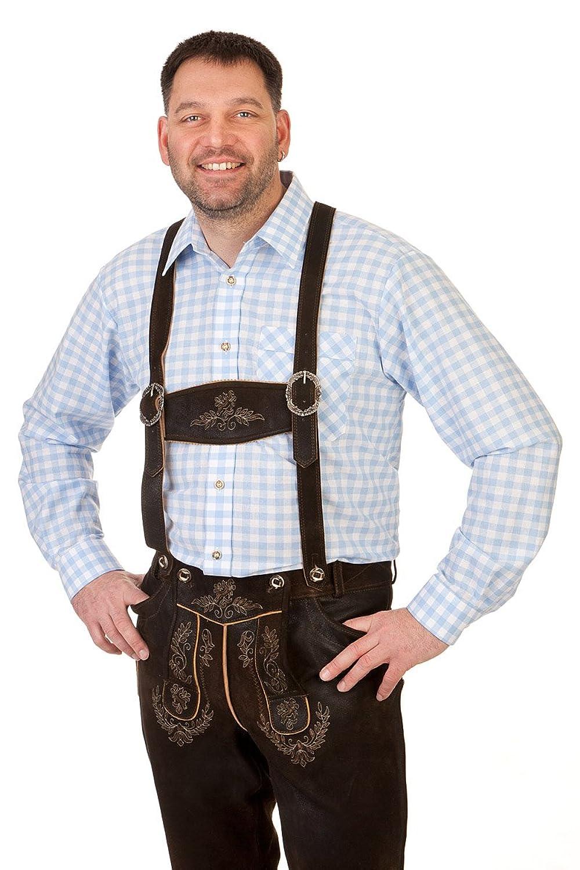 Orbis Textil H086 - Trachtenhemd mit langem Arm