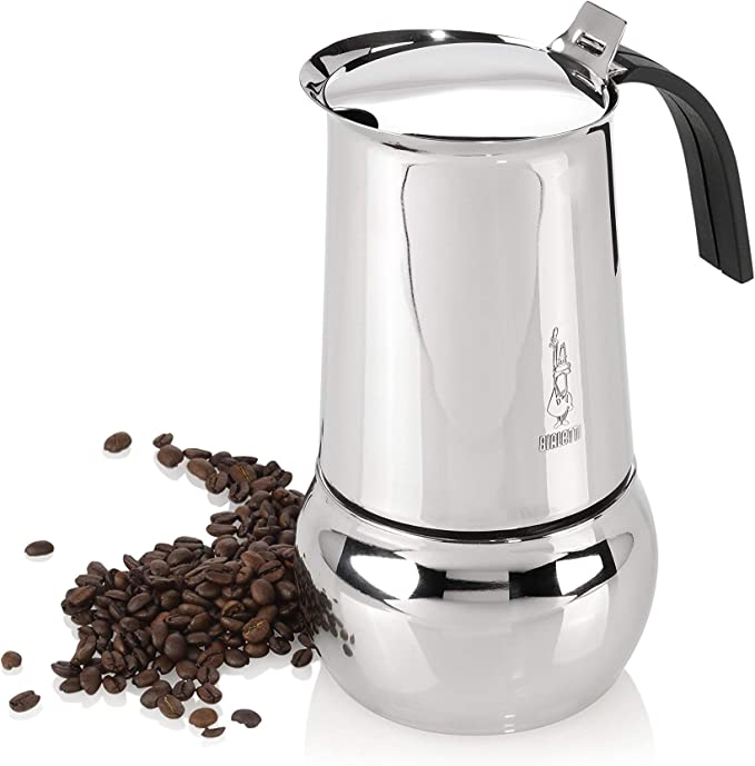 Amazon.com: Bialetti, 06812, Kitty, cafetera., Acero ...