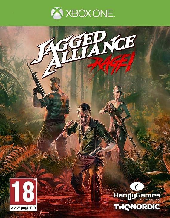 Jagged Alliance: Rage!: Amazon.es: Videojuegos
