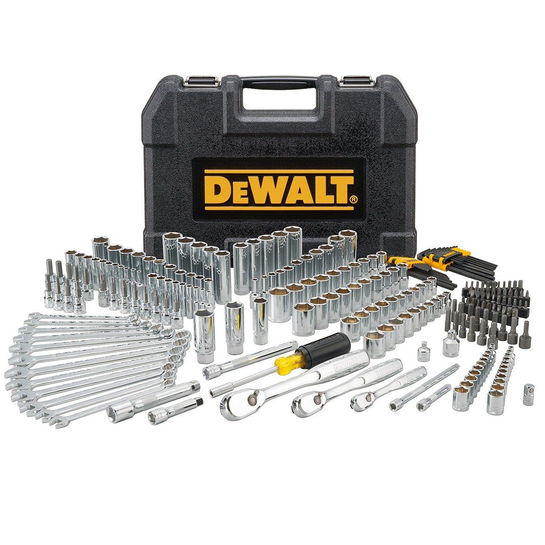 DEWALT Mechanics Tool Set, 247-Piece (DWMT81535) by DEWALT