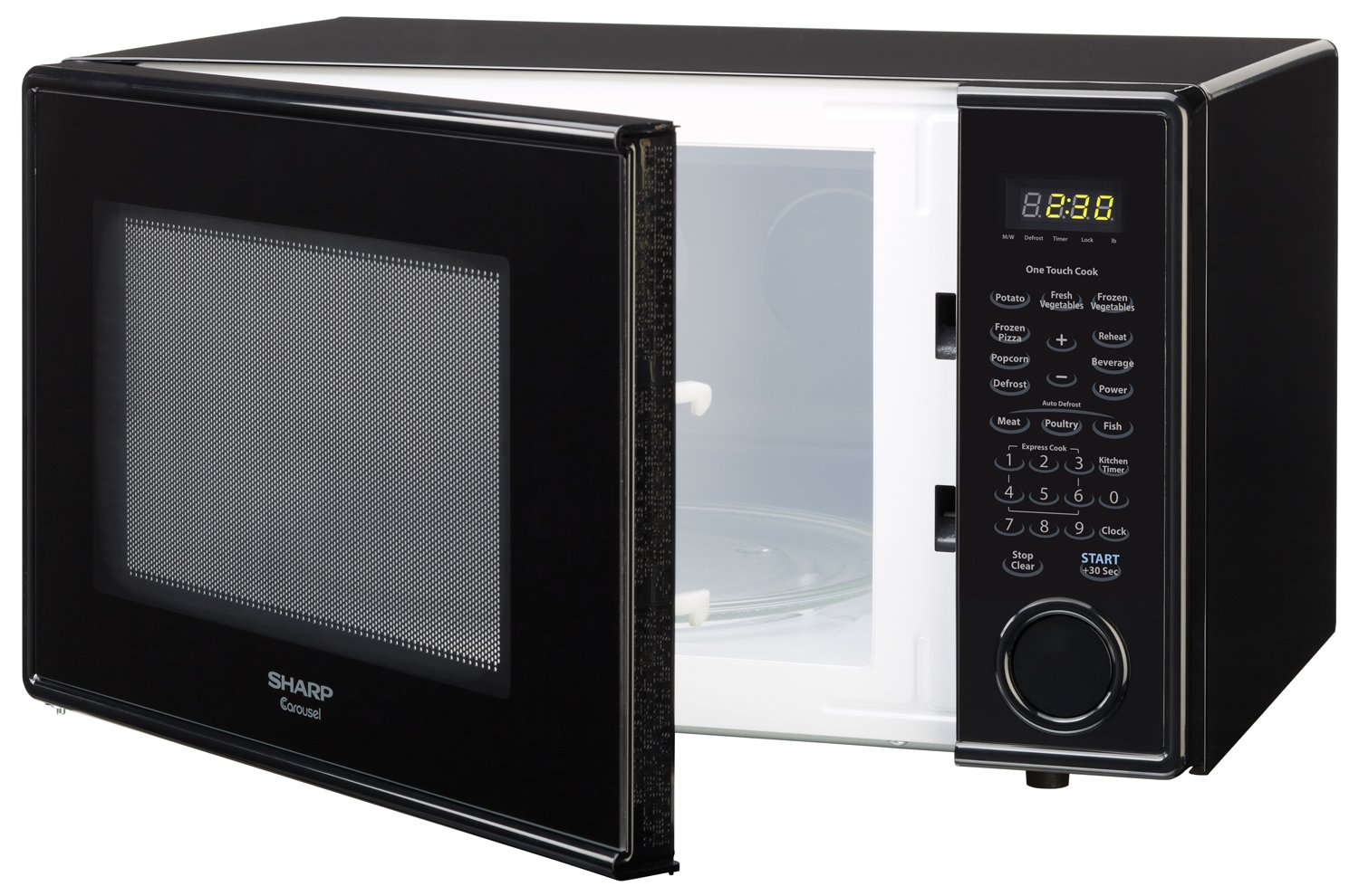 sharp convection microwave. amazon.com: sharp countertop microwave oven zr309yk 1.1 cu. ft. 1000w black: kitchen \u0026 dining convection