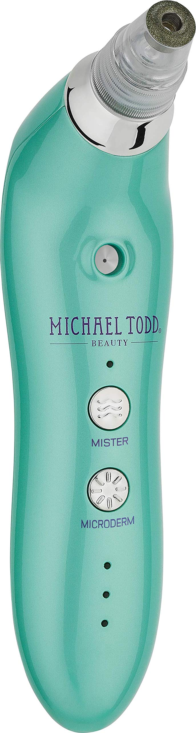 Michael Todd Sonic Refresher Wet/dry Sonic Microdermabrasion System With Micromist Technology, Teal