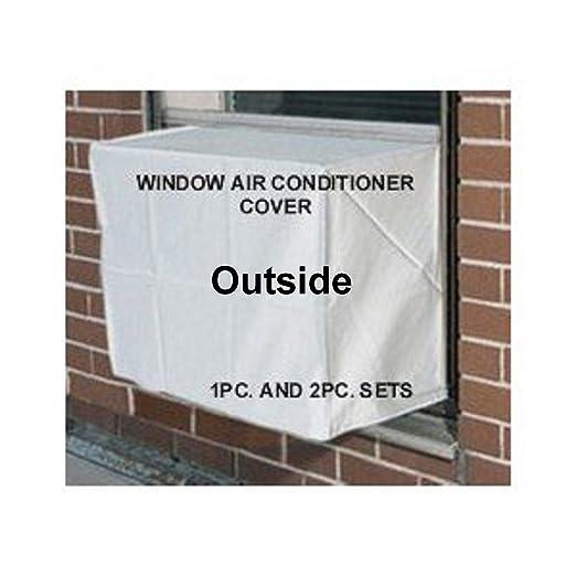 Amazon.com: Window air conditioner covers - Outside Window /thru ...