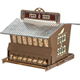 Heritage Farms Absolute  Seed and Feed Squirrel  Resistant Bird Feeder  Model 7539